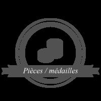 Pièces Médailles
